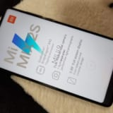 Xiaomi Mi MIX 2S 使い始めました。@初期セットアップ