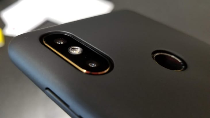Xiaomi Mi MIX 2S 使い始めました。@開封の儀〜保護まで