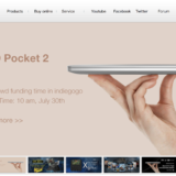 GPD Pocket 2のクラウドファンディング開始時刻が判明したぞー!