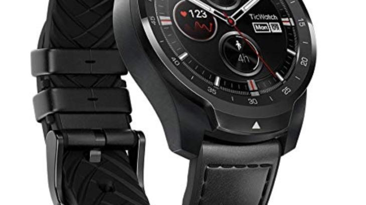 Ticwatch Proが15%オフ!Ticwatch eは20%オフ!買うなら今かも。