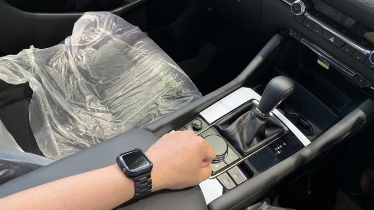 アテンザ乗りの私がMAZDA3を見てきました!〜インテリア@運転席周り編〜